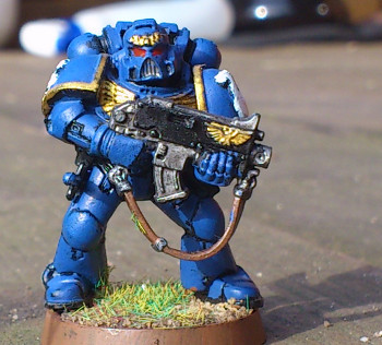 WH40k Spacemarine